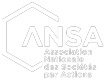Logo ANSA Blanc RVB